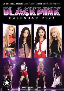 Kalenteri 2021 Blackpink