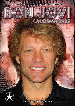 Kalenteri 2022 Bon Jovi