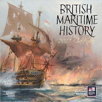 Kalenteri 2021 British Maritime History
