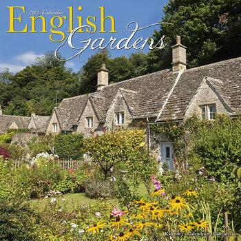 Kalenteri 2021 English Gardens
