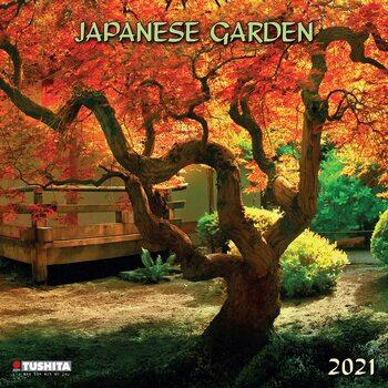 Kalenteri 2021 Japanese Garden