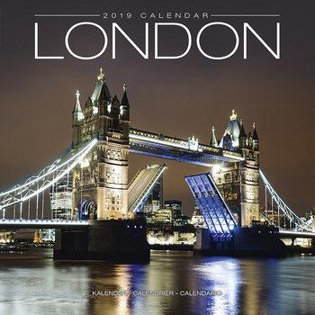 Kalenteri 2021 London