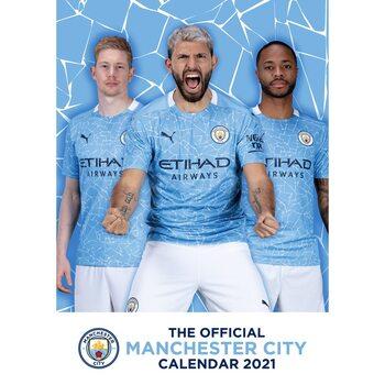 Kalenteri 2021 Manchester City