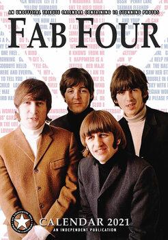 Kalenteri 2021 The Beatles