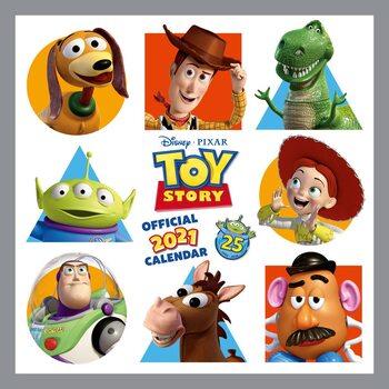 Kalenteri 2021 Toy Story 4