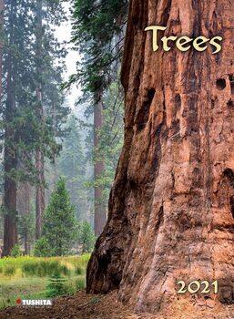 Kalenteri 2021 Trees