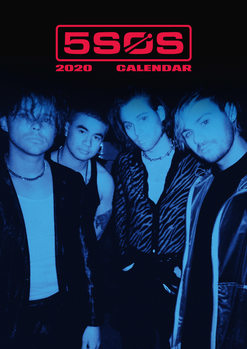 Kalenteri 2020  5 Seconds Of Summer