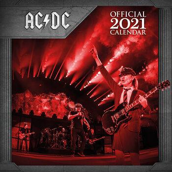 Kalenteri 2021 AC/DC