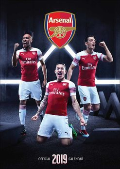 Kalenteri 2019  Arsenal