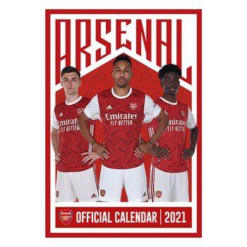 Kalenteri 2021 Arsenal