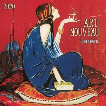 Kalenteri 2020  Art Nouveau