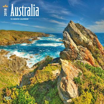 Kalenteri 2018 Australia