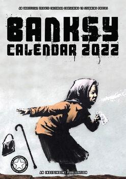 Kalenteri 2022 Banksy