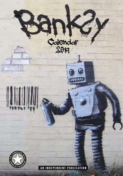Kalenteri 2019  Banksy