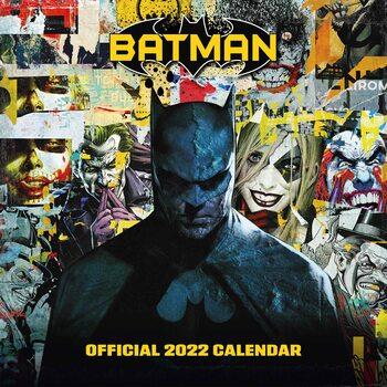 Kalenteri 2022 Batman