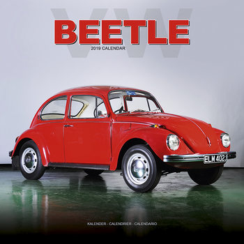 Kalenteri 2019  Beetle