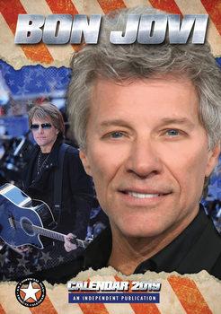 Kalenteri 2019  Bon Jovi