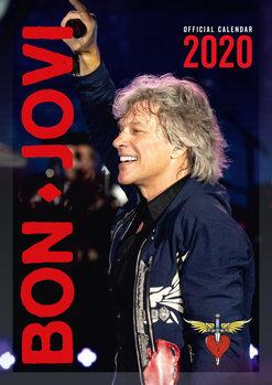 Kalenteri 2020  Bon Jovi