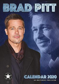 Kalenteri 2020  Brad Pitt
