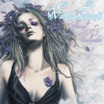 Kalenteri 2021 Calendar 2013 - VICTORA FRANCES