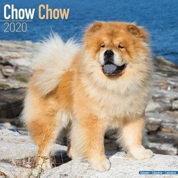 Kalenteri 2020  Chow Chow