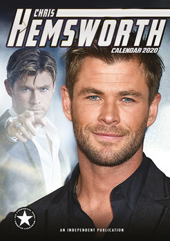 Kalenteri 2020  Chris Hemsworth
