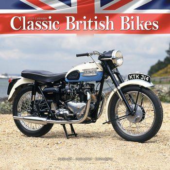 Kalenteri 2020  Classic British Bikes