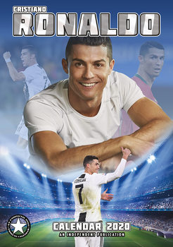 Kalenteri 2020  Cristiano Ronaldo