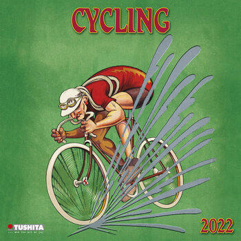 Kalenteri 2022 Cycling through History