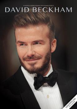 Kalenteri 2018 David Beckham