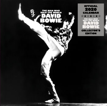 Kalenteri 2020  David Bowie