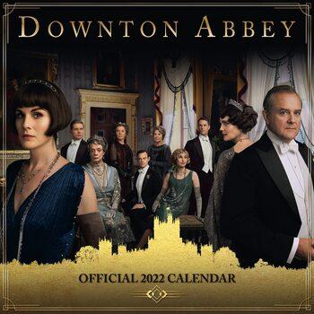 Kalenteri 2022 Downton Abbey