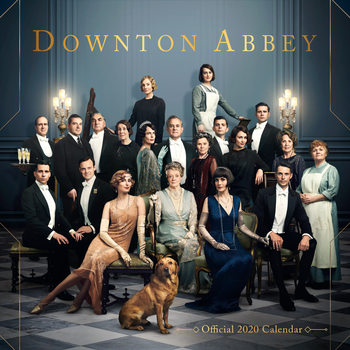 Kalenteri 2020  Downton Abbey
