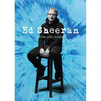 Kalenteri 2018 Ed Sheeran