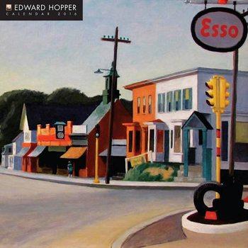 Kalenteri 2017 Edward Hopper