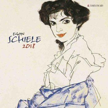 Kalenteri 2018 Egon Schiele