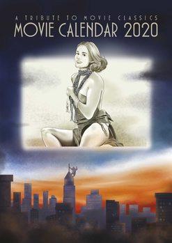 Kalenteri 2020  Elokuvakalenteri 2020 - A Tribute To Movie Classics