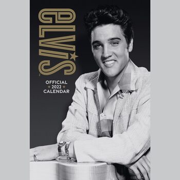 Kalenteri 2022 Elvis