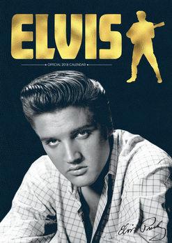 Kalenteri 2018 Elvis