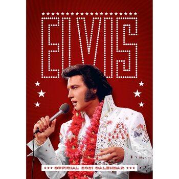 Kalenteri 2021 Elvis Presley