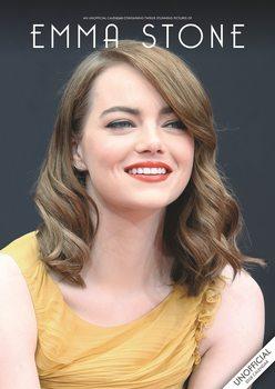 Kalenteri 2018 Emma Stone