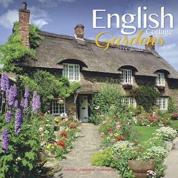 Kalenteri 2022 English Gardens