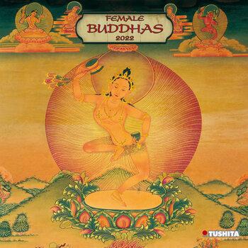 Kalenteri 2022 Female Buddhas