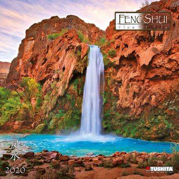 Kalenteri 2020  Feng Shui - Flow of Life
