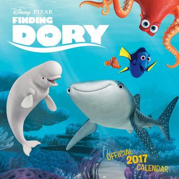 Kalenteri 2017 Finding Dory