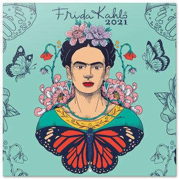 Kalenteri 2021 Frida Kahlo