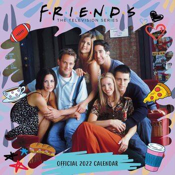 Kalenteri 2022 Friends