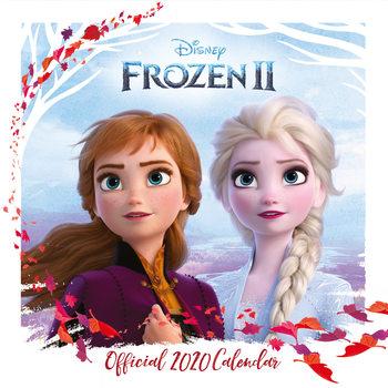 Kalenteri 2020  Frozen: huurteinen seikkailu 2