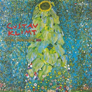 Kalenteri 2020  G. Klimt - Nature Impressions
