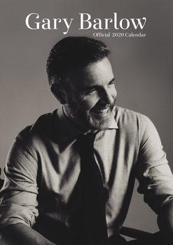 Kalenteri 2020  Gary Barlow